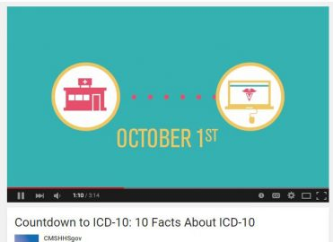 Watch Ten CMS Facts About ICD-10