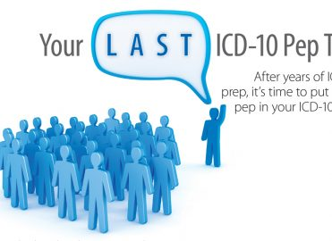 Your ICD-10 Pep Talk