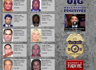 OIG Is Serious About Capturing Healthcare Fugitives