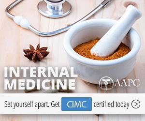 Certified Internal Medicine Coder CIMC