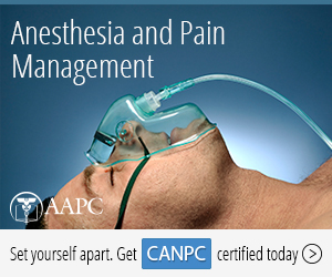Anesthesia and Pain Management CANPC