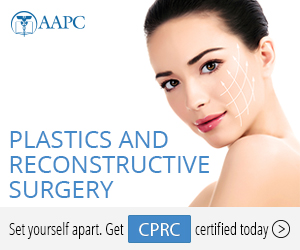 Certified Plastic and Reconstructive Surgery Coder CPRC