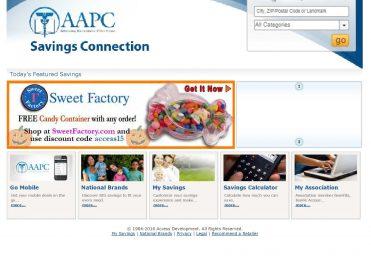 AAPC Savings a Valuable Member Perk