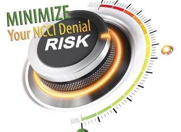 Minimize Your NCCI Denial Risk