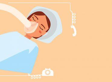 Anesthesia Works Like a Telephone System