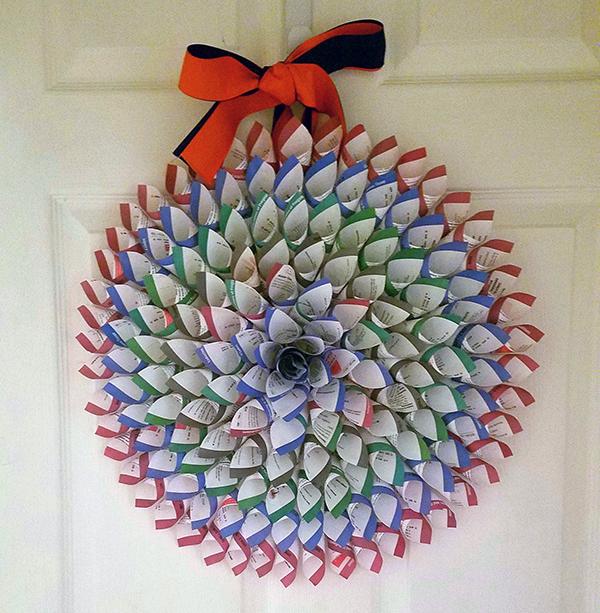 Code book Wreath
