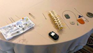 Anatomy Expo Pokes over Pills