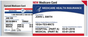 the new medicare card