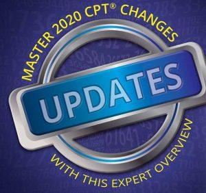CPT code changes