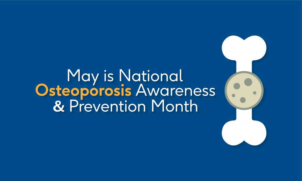 osteoporosis month