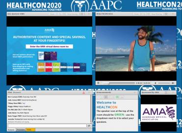 2020 HEALTHCON Goes Virtual