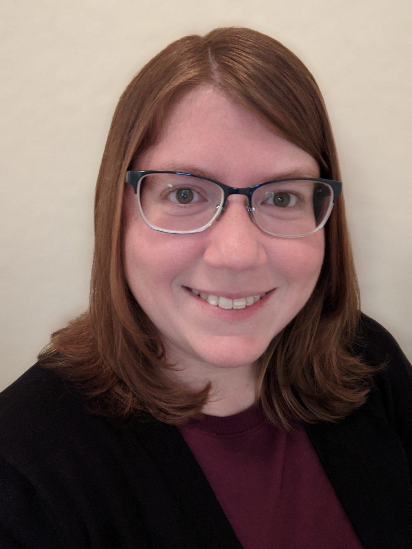2020 Officer of the Year Emily Schmidt