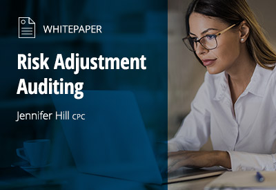 risk adjustment auditing whitepaper
