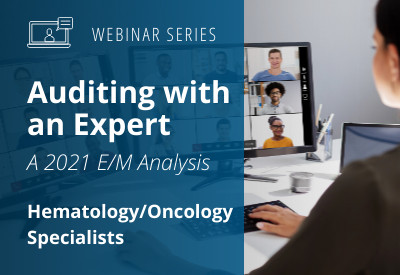 Webinar with an Expert: hematology