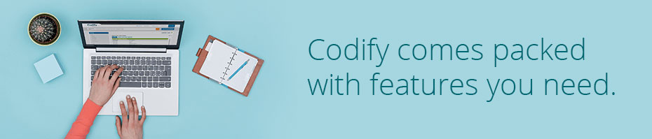 Codify Features