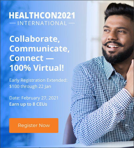 2021 HEALTHCON International Conference